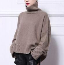 genuine mink cashmere sweater women pure cashmere pullovers turtleneck sweater b