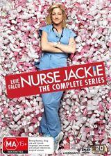 Nurse Jackie : Season 1-7 (DVD, 2016, 20-Disc Set)