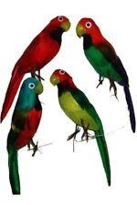 Papagei Figur bunt Vögel Vogel Dekofigur Deko Karneval Fasching