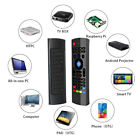 2.4G Wireless Keyboard Air Mouse IR Remote Learning for Android Smart TV PC PS4