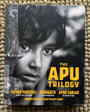 The Apu Trilogy (Blu-ray Disc, 3-Disc Set, Criterion Collection) Satyajit Ray