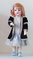 """BRU  """" Jne 13 """"  45  cm     18 iNCH   Poupée Ancienne  Reproduction Antique doll"""