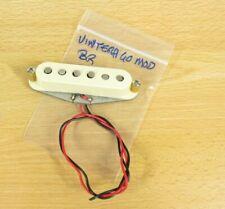Fender Vintera Modified Stratocaster Hot 60s Pickup Fender Grey Bobbin Bridge
