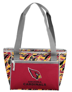 Arizona Cardinals Fit Insulated Lunch Cooler Tote Bag