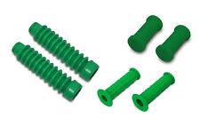 SET Gummiteile im Satz pass Simson S50, S51, S70, S53 6-teilig grün