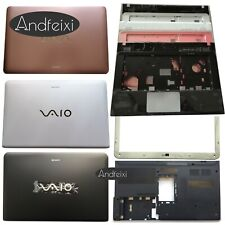 Sony Vaio SVE141 SVE141D11T SVE141D11L LCD Back Cover Rear Lid A cover No Touch