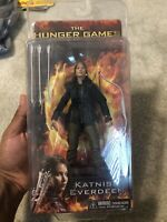 """The Hunger Games Katniss Everdeen Jennifer Lawrence 7"""" action figure by Neca"""