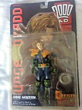 "JUDGE ANDERSON (PSI DIVISION) 6"" ACTION FIGURE from 2000AD'S JUDGE DREDD"
