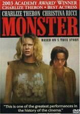 Monster - Dvd - Very Good
