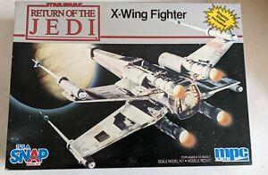 AMT/MPC ROTJ X-Wing 1/72