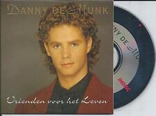 DANNY DE MUNK - Vrienden voor het leven CD SINGLE 2TR CARDSLEEVE 1991 HOLLAND