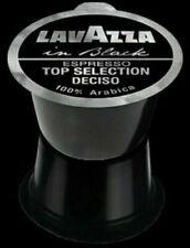 100 Capsule Caffe' 100% Arabica Lavazza in Black Top Selection Super