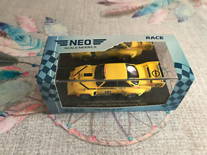 Voiture miniature Steinmetz Opel Commodore Jumbo Hoffmann Neo Scale Models 1/43