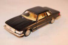 KK Sakura No 1 1:43 Mercedes Benz 450 SLC black 99% mint all original condition