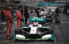 Kazuki Nakajima SIGNED Team Tom's Toyota R14A ,Super Formula , Suzuka 2014