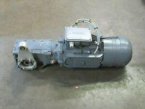 LENZE GEAR MOTOR G50BB124MHAR2C 2,20KW 265/460V - USED