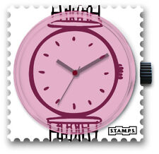 S.T.A.M.P.S. Uhr, Sketch   ,Stamps