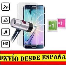 Protector completo 3D claro Samsung Galaxy S6 Edge Plus cristal templado Toallit