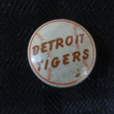 Detroit Tigers Vintage Pin button 3/4 inch 1950's?