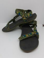 Teva S/n 1019535k Mens Size 6 Womens 7.5 hiking water sports sandals