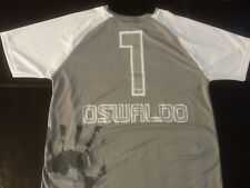Reebok Chivas 1 Oswaldo Sanchez Goalkeeper Soccer Futbol Jersey Shirt Portero L