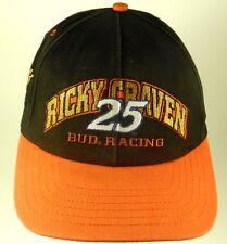 Ricky Craven Bud Racing 25 Nascar Hendrick Motorsports Snapback Cap Hat