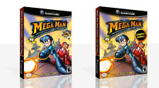 Megaman Anniversary Collection Replacement Game Cube Case + Box Art Work No Game