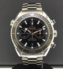 Omega Seamaster Planet Ocean 45.5mm Steel 600m Co-Axial Ref. 232.30.46.51.01.001