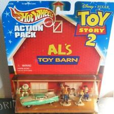 Toy Story 2 Figure Hot Wheels Action Pack 1/64 Scale