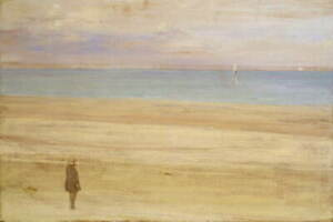 James Abbott McNeill Whistler Trouville Giclee Paper Print Poster Reproduction