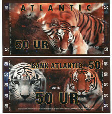 ATLANTIC TIGER 50 UR 2016 BENGAL UNC