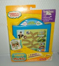 Fisher Price Learn Through Music Thomas & Friends a SODOR CELEBRATION Cartridge