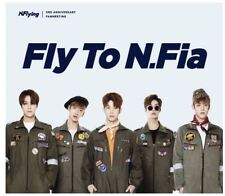N.Flying NFLYING 3rd ANNIVERSARY FANMEETING GOODS Fly To N.Fia PHOTO CARD SET