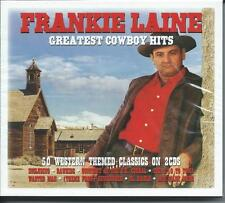 Frankie Laine - Greatest Cowboy Hits - 50 Western Themed Classics 2CD NEWSEALED