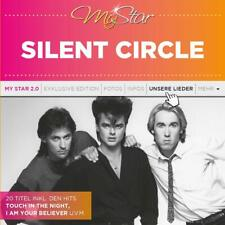 CD Silent Circle My Star Best of No.1 Hits 2 New Tracks Italo Disco 80s Synthpop