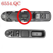 Commande Bouton Leve Vitre + retroviseur pour Peugeot 207 6554.QC 6554QC