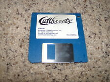 Cutthroats - Commodore Amiga 1984