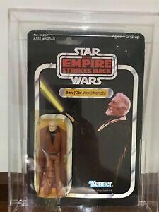 Star Wars Ben (Obi-Wan) Kenobi MOC Kenner -1980 ESB 41 Back