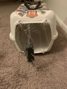 puppy travel crate