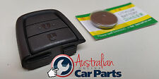 KEY Remote PAD & Battery suits COMMODORE VE  2 BUTTON UTE WAGON 2006-2013 Holden