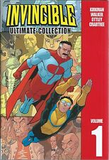 **INVINCIBLE ULTIMATE COLLECTION VOL. 1 HARDCOVER**(2005, IMAGE)**KIRKMAN**VF**