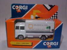 3 INCH Iveco Container Van Gend & Loos 1990 Corgi 1/64 Range Diecast Mint in Box