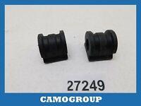 2 Pieces Support Stabilizer Antiroll BAR Bush VW Polo Fox Audi A1