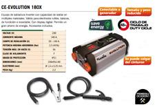 Soldador inverter electrodo CEVIK EVOLUTION 160A, tienda Primeraocasion