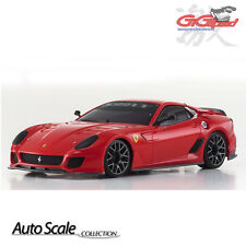KYOSHO MINI Z Autoscale FERRARI 599XX Test Car Red MR02 MR-03 W MM ASC MZP227TR