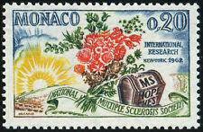 "MONACO N° 580 ""NATIONAL MULTIPLE SCLEROSIS SOCIETY 20 C"" NEUF xx TTB"