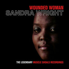 Sandra Wright - Wounded Woman [New CD] UK - Import