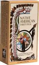 Native American Tarot Deck (Religion and Spirituality) Cards Magda Weck Gonzalez
