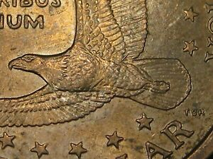 ERROR: 2000-P Sacagawea Dollar Wounded Eagle/Speared Eagle Variety FS-901 Coin.