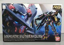"Bandai 1/144 Rg ""Gundam Astray Gold Frame Amatsu Mina"" Plastic Kit #216380"